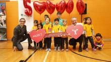 Manulife and the YMCAs of Québec Work Together to Build a Healthy Generation