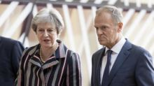 Theresa May seeks Brexit compromises as fear of no-deal exit looms larger