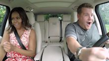 Carpool Karaoke's magic called into question as James Corden appears to not actually drive car