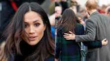 Meghan Markle broke two royal traditions in one day