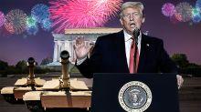 Trump's July 4: Patriotic or self-promoting?