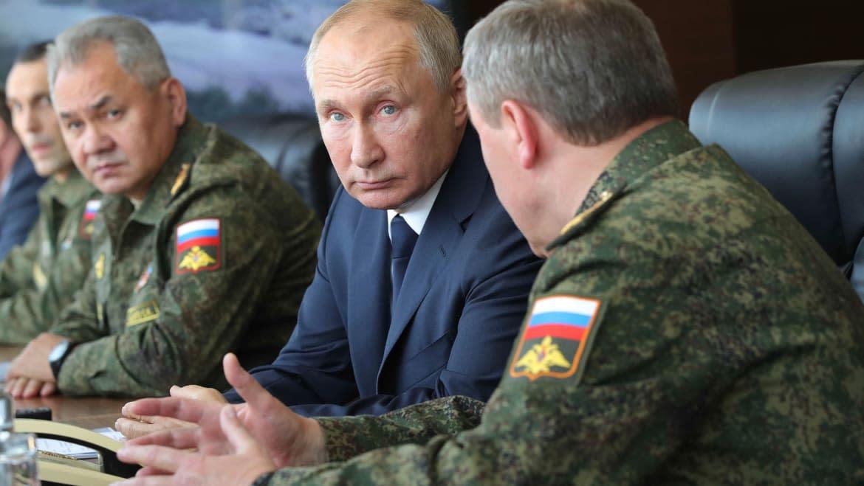 Kremlin's World War III Propaganda Meltdown Shows Putin Is Cornered
