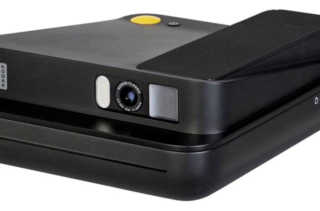 Kodak's Smile camera and printer are its latest take on instant cameras