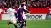 Le Barça fait tourner Séville en bourrique