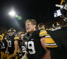 Iowa OL Sean Welsh reveals his struggles with depression
