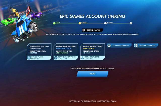 Here's how cross-platform 'Rocket League' play will work