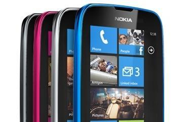 Nokia Lumia 610 headed to the (Pacific) 'Ring of Fire' in coming months for €189