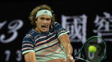 Zverev halts Rublev streak to reach Melbourne quarters