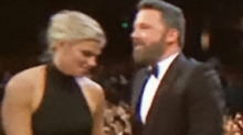 Bet You Missed Ben Affleck Being Adorably Supportive of His Girlfriend at the Emmys