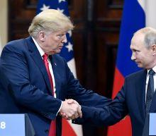 Trump defends Putin summit, blames 'Fake News' for derision