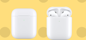Apple AirPods (Yahoo Lifestyle)