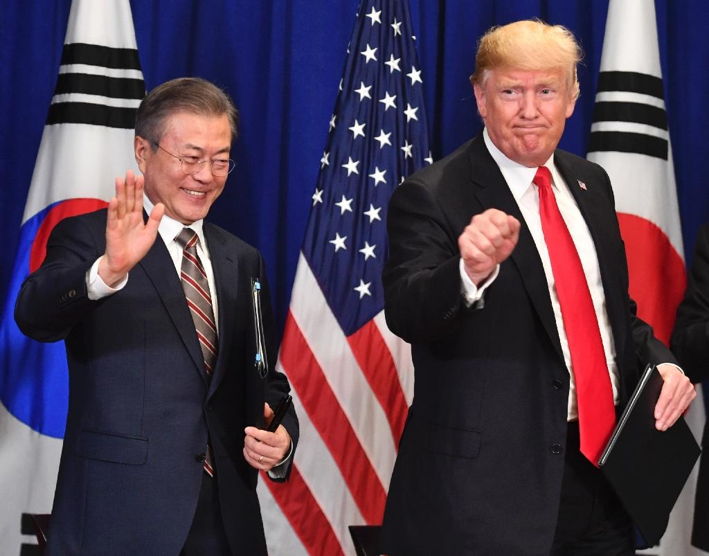 Trump will fly to the South Korean capital on Saturday after attending the G20 summit in Japan