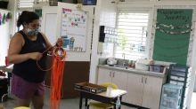 Despite fewer virus cases, Hawaii hesitant to open schools