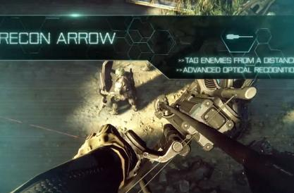 Crysis 3 pre-order perks go Predator with bow, arrow, suit, more