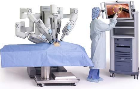 Video: da Vinci Si robotic system wants to be your surgeon