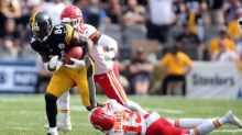 After no-show, WR Brown rejoins Steelers