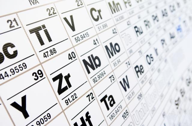 Four new 'superheavy' elements added to the periodic table