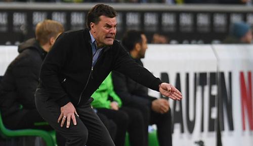 """Bundesliga: Hecking: """"Warum nicht Bundestrainer?"""""""