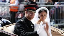 Prince Harry and Meghan Markle's Wedding Thank You Cards Are So Sweet