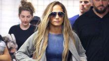Jennifer Lopez's Double-Denim Look Is Straight Fire