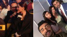 Inside Pics: Stars Dazzle at Filmfare Awards
