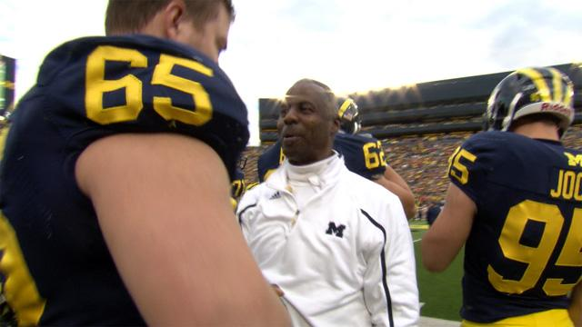 Michigan's Secret Weapon: Greg Harden