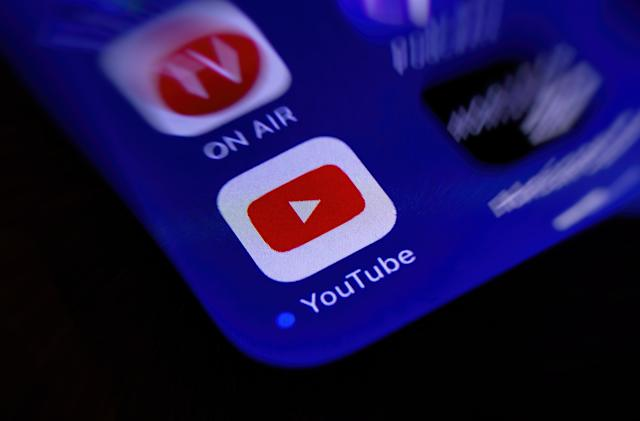 YouTube can tell you to stop watching and go to sleep