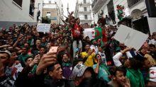 Hundreds of thousands back on Algeria's streets, demanding radical reform