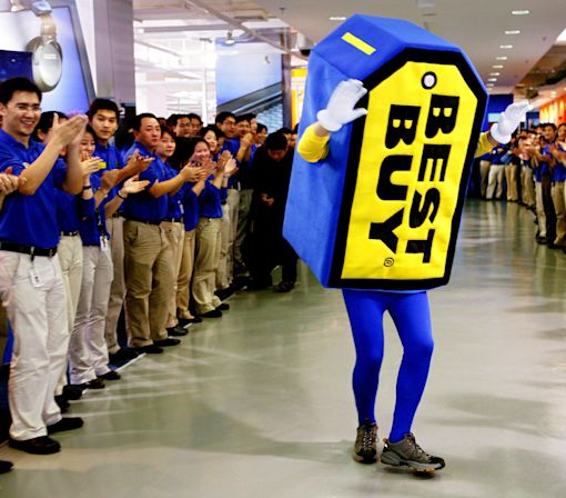 Here's Why Best Buy's Stock Is Skyrocketing Today