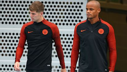 Kompany adamant Stones 'has everything'