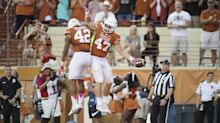 Texas tight end Andrew Beck out for season