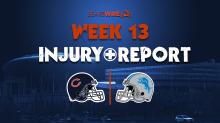 Bears injury report: Khalil Mack, Akiem Hicks DNP on Wednesday