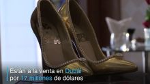 Los zapatos que se venden a 17 millones de dólares