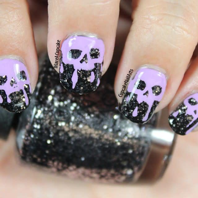 25 Halloween Nail Art Ideas That Will Definitely Turn Heads