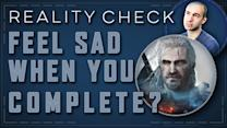 Why Do We Feel Sad When We Finish Games? - Reality Check