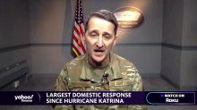 Maj. Gen. Steven S. Nordhaus, Director, National Guard Bureau Domestic Operations on U.S. COVID-19 Response