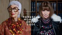女強人就要穿有氣勢的衣著!來跟 Anna Wintour 、Theresa May 等名人穿出獨特氣場!