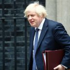 UK PM Johnson says of fathering his newborn son: 'I'm pretty hands on'