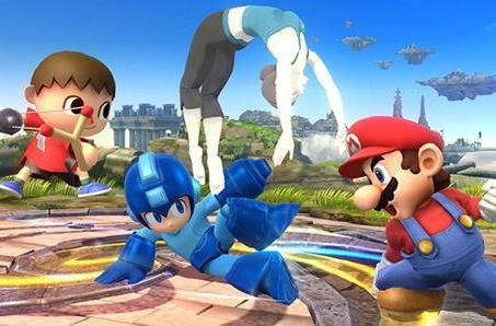 Super Smash Bros. brings the fight to 3DS this summer, Wii U in winter