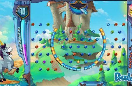 Report: Peggle 2 missing Xbox One launch, coming in December