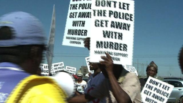S. Africa police accused of Marikana cover-up