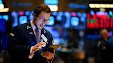 Stock market news live: Stocks rebound as tech, energy shares gain; oil posts record day