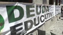 """La educación en Chile es cara, elitista y """"angustiante"""""""