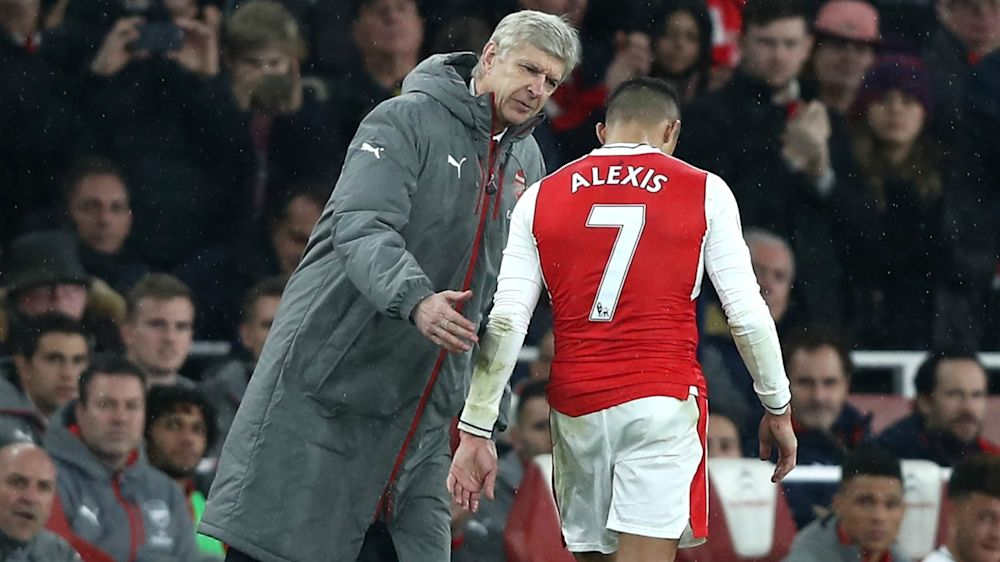 """Wenger: """"Un día Alexis Sánchez se irá y Arsenal seguirá adelante"""""""