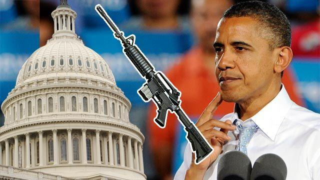 Will Obama's gun plan pass congress?