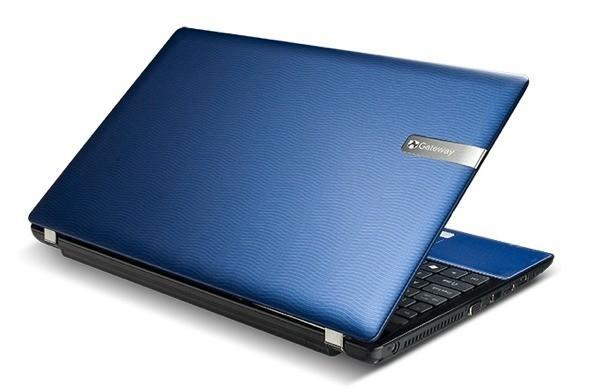 Gateway NV has a new matte lid and social networking button, same tempting price