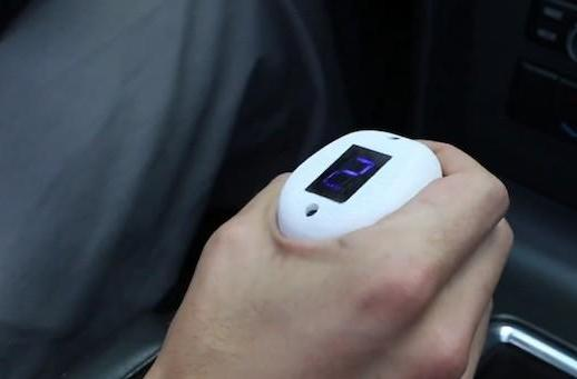 Ford engineer builds vibrating shift knob using 3D printer and an Xbox 360 controller (video)
