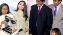 Pre Aishwarya Rai Bachchan's Entry! Karisma Kapoor Is Abhishek's Gift To His Parents: Jaya Bachchan