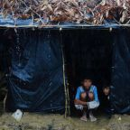 Rohingya Muslims trapped after Myanmar violence told to stay put