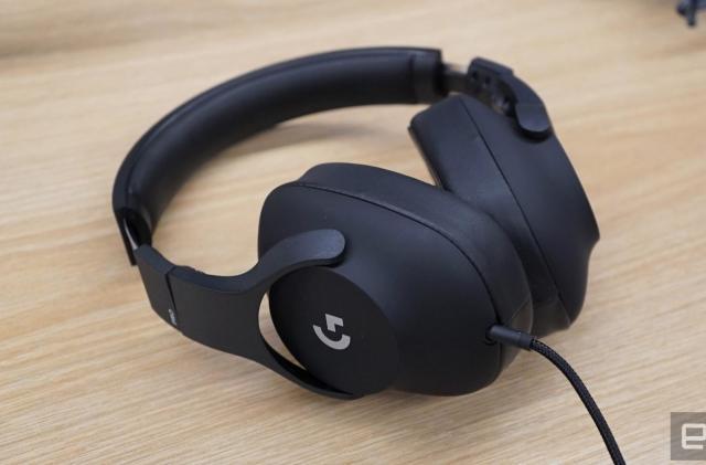 Logitech's G Pro headset is built for eSports